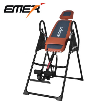 Durable gym inversion table back seat table
